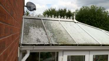 4. Full Conservatory Cleaning